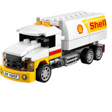Lego 40196 Shell Tanker (Polybag) MISB, Mainan & Game, Undefined Di ...