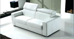 canapé convertible cuir center canape lit cuir center canape lit cuir center blanc amanda