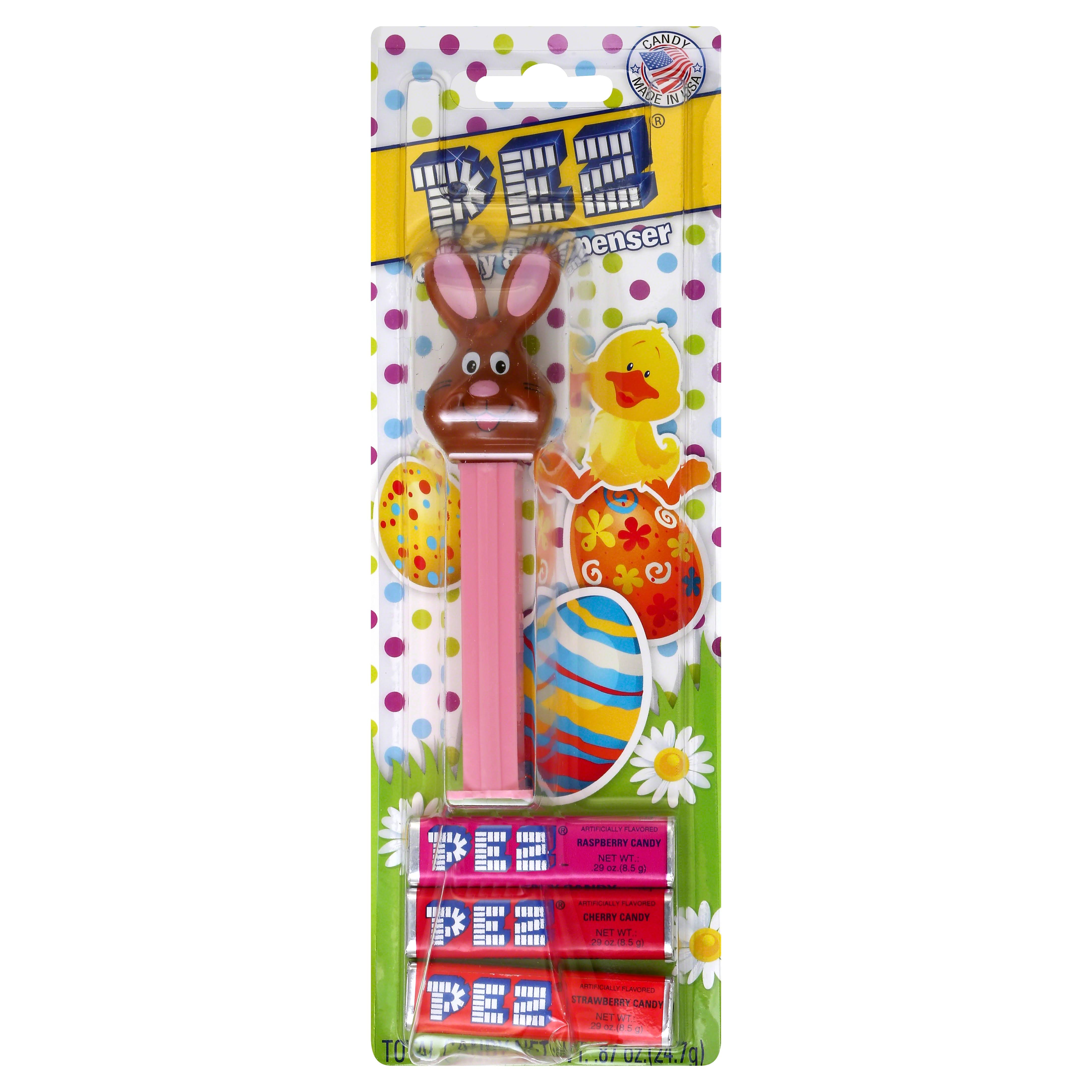 PEZ Candy & Dispenser