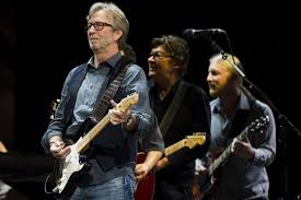 100 Derek Trucks Father Eric ClaptonRobbie Robertson And EC Eric Clapton