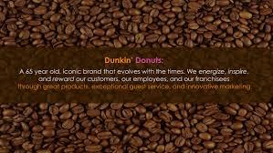 Dunkin Donuts Pumpkin Spice Latte Caffeine by Exh991