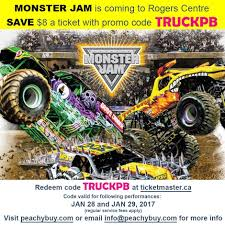 Monster Jam Promo Code Ticketmaster : Park And Fly Hartford Ct Monster Jam Crush It Playstation 4 Gamestop Phoenix Ticket Sweepstakes Discount Code Jam Coupon Codes Ticketmaster 2018 Campbell 16 Coupons Allure Apparel Discount Code Festival Of Trees In Houston Texas Walmart Card Official Grave Digger Remote Control Truck 110 Scale With Lights And Sounds For Ages Up Metro Pcs Monster Babies R Us 20 Off For The First Time At Marlins Park Miami Super Store 45 Any Purchases Baked Cravings 2019 Nation Facebook Traxxas Trucks To Rumble Into Rabobank Arena On