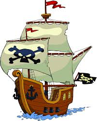 100 Design A Pirate Ship Mazoncom Top Colorful Wall Decals Boys Room