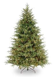Nordic Fir Artificial Christmas Tree 6ft by 7ft Most Advanced Pre Lit Frasier Grande Fir Feel Real Artificial