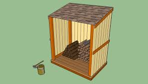 firewood shed designs howtospecialist how to build step by
