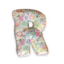 ZOEYs Stylish Alphabet Cushion For Home DecorHome FurnishingGift