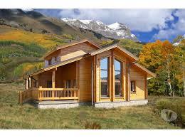 maison bois lamelle colle maisons en bois massif madriers lamellé collé 6 coussac