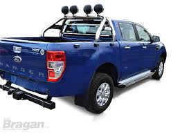 Ford Ranger 2012 - 2016 S/Steel Roll Bar + 6.5