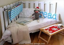 Pallet Toddler Bed Plans