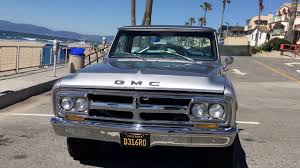 1968 GMC 4x4 Shortbed For Sale - YouTube