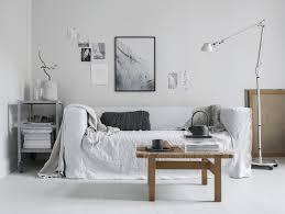 Klippan Sofa Cover Grey by Custom Ikea Slipcovers Popsugar Home
