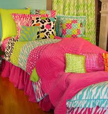 Teen Bedding Target by Girls Comforters And Bedspreads Stipple Teen Bedding Pink Aqua