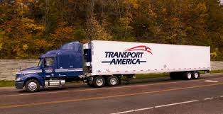 100 Stoughton Trucking Canadian Megacarrier TransForce To Buy Transport America Fleet Owner