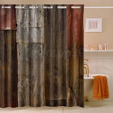 Rustic Old Barn Wood Waterproof Polyester Shower Curtain 60x72 ... True American Grain Reclaimed Wood Decor Tips Exterior Design Of Pole Barn Houses With Garage Wall Treatment For Peeves Local Market Materials Red Faux Door Cottage In The Oaks Diy Herringbone Treatment And A Giveaway Piastra Modern Twist On Textured Walls Best 25 Wood Fireplace Ideas On Pinterest Unique Barn Stunning House Siding Types And Custom Doors Sliding Hdware Custmadecom Most Companies That Sell Old Have Already Ppared