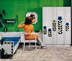 Theswingingsixties Cute 1960s Bedroom Decor