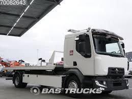 RENAULT D 12 Comfort 280 4X2 LDWS Euro 6 German-Truck Bergingswagen ...