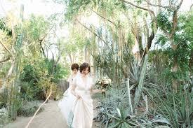 Moorten Botanical Garden Wedding Palm Springs Wedding grapher
