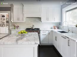 Houzz Bathroom Vanity Knobs by White Kitchen Houzz Kitchen Remodel Pinterest Houzz And