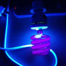 220v e27 40w ultraviolet uv curing blacklight l black light