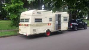 100 Restored Retro Campers For Sale Holiday Rambler Tin Can Tourists