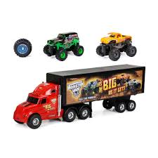 Shop New Bright Radio-control Monster Jam Hauler Set With Grave ... Zombie Monster Truck From The Jam Mcdonalds Happy Flickr Hot Wheels 2 Pack Assorted Big W Grave Digger 110 Tour Favorites 2017 Case A Box Of Toys Collection Trucks Cartoon Xlarge Officially Licensed Mini Crushes Every Toy Car Your Rich Kid Could Ever Wow Mack Scooby Doo New For 2014 Youtube Traxxas Stampede Rc Model Readytorun With Id Hot Wheels Monster W Team Flag 164 Mattel Assortment Amazoncom Giant Cari Harga 1 64 Scale Truckbatmanintl