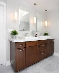 Small Modern Bathrooms Pinterest by Best 25 Modern Bathroom Lighting Ideas On Pinterest Modern