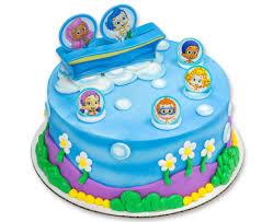 bubble guppies birthday cake kit bubble guppies birthday cake is