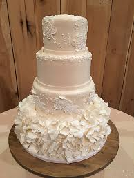 The Traditional Wedding Cake Reimagined with cakes by Signature Cakes by Vicki