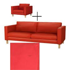 3 Seat Sofa Cover by Ikea Karlstad Armchair Cover U2013 Smarthomeideas Win