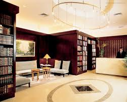 DecorationsHotel Lobby With Formal Reception Desk Idea Modern Hotel Small Library And