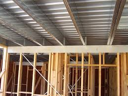 Ceiling Joist Span Tables by Boxspan Steel Joists For 2nd Storey Upper Floor Frames Spantec