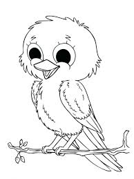 Baby Animals Coloring Pages Worksheets For Kindergarten Realistic Animal Printable Free Book Pdf