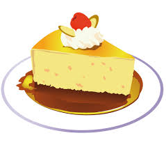 Free Piece of Cake Clip Art