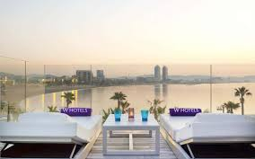 100 W Hotel Barcelona Review By Life 2019