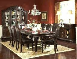 Formal Dining Room Sets With China Cabinet Interior Decor Ideas Antique White Set Extension Leaf Price Best Kitchen Exterior New