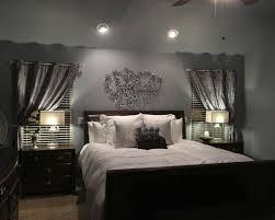 decorer chambre a coucher chambre a coucher idee deco 9 adulte papier peint nature grand lit