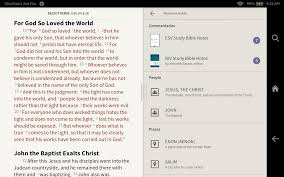 Amazon Bible by Olive Tree Appstore for Android