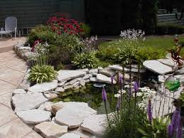Backyard Garden Pond With Stone Border - Outdoor Pond Landscaping ... Ese Zen Gardens With Home Garden Pond Design 2017 Small Koi Garden Ponds And Waterfalls Ideas Youtube Small Backyard Design Plans Abreudme Backyard Ponds 25 Beautiful On Pinterest Fish Goldfish Update Part 1 Of 2 Koi In For Water Features Information On How To Build A In Your Indoor Fish Waterfall Ideas Eadda Backyards Terrific