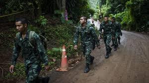 Tailandia La Historia Completa Del Rescate De Los Niños Atrapados