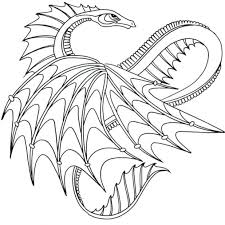 Free Coloring Pictures Of Dragons Printable Komodo Dragon Pages Cute Flying Ball Z Sheets