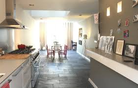 flooring ideas slate kitchen tile flooring light gray