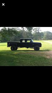 1967 Dodge Crew Cab W200 Power Wagon | Badass Cars And Trucks ...