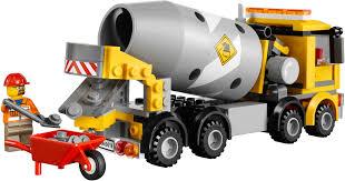 100 Lego Cement Truck 60018 Mixer