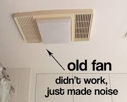 Bathroom Exhaust Fan Light Cover by My Bathroom Exhaust Fan Didn U0027t Work And I Find Out Why Retro