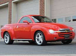 2004 Chevrolet SSR LS Stock # 106742 For Sale Near Edgewater Park ...