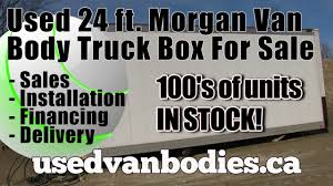MORGAN 24 Ft. Dry Freight Truck Body Van Box For Sale Toronto ... Supreme Cporation Truck Bodies And Specialty Vehicles Filedamains Ice Cream Isuzu Morgan Bodyjpg Wikimedia Dry Freight Farmingdale Ny 11735 Body Associates 2009 18 Van Body 1997 24 Ft Refrigerated For Sale Spokane Wa Deka Batteries Volvo D13 Route Delivery Truck With 2010 Fe85dj Van Jackson Mn 45781 Stock Inventory Used 2005 Morgan 26 Dry For Sale 1375