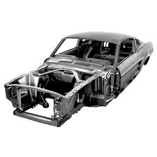 100 Aftermarket Truck Body Parts Dynacorn 67FB Mustang Complete Shell Fastback 1967