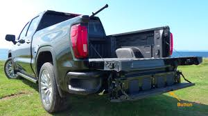 100 Hitches For Trucks The 2019 GMC Sierras SixWay Tailgate Could Hit Its Tow Hitch If