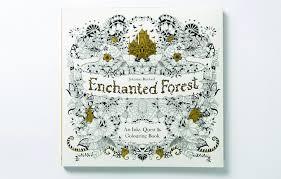 Johanna Basford Enchanted Garden Coloring Book