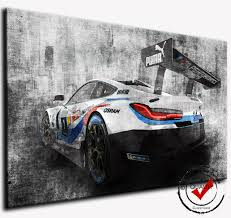 wandbilder auto bmw sportwagen cars leinwand bilder